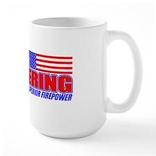 Peacemonger Mug