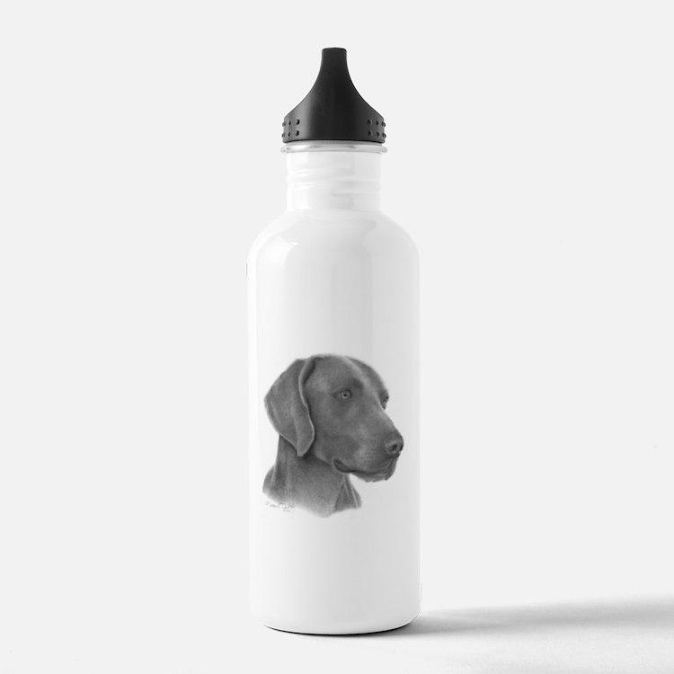 Weimeraner Water Bottle