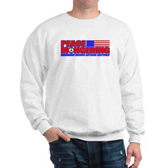 Peacemonger Sweatshirt