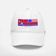 Peacemonger Baseball Baseball Cap