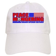 Peacemonger Baseball Cap