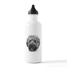 Bailey, Soft-Coated Wheaten Water Bottle