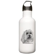 Sadie, Maltese Water Bottle