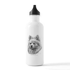 Pomeranian Water Bottle