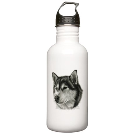Malamute Stainless Water Bottle 1.0L