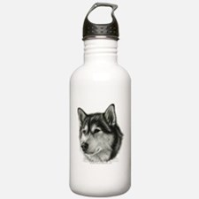 Malamute Water Bottle