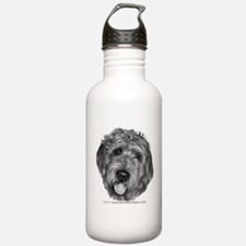 Labradoodle Water Bottle