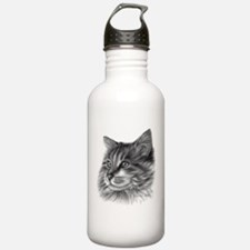 Maine Coon Cat Water Bottle