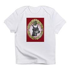Doberman Pinscher Christmas Infant T-Shirt