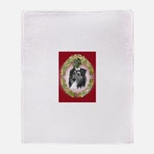 Shetland Sheepdog (Sheltie) Throw Blanket