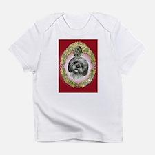 Shih Tzu Christmas Infant T-Shirt