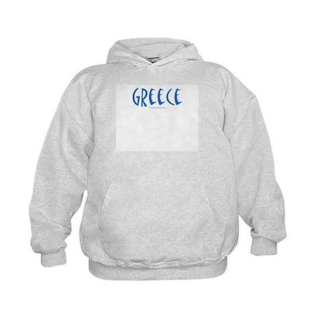 Greece - Kids Hoodie