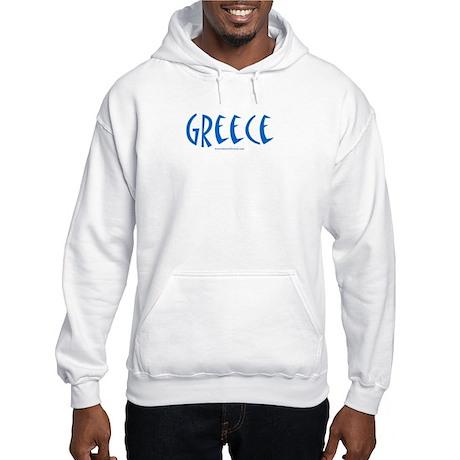 Greece - Hooded Sweatshirt