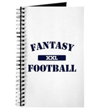 XXL Fantasy Football Journal