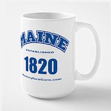 The State of Maine Mug