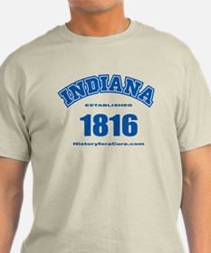 The State of Indiana T-Shirt