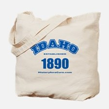 The State of Idaho Tote Bag