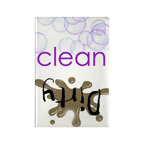 Dish Washer Magnet - Is it Clean or Dirty? 10 pack