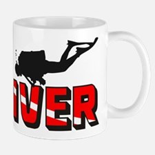 Diver Mug