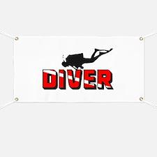 Diver Banner