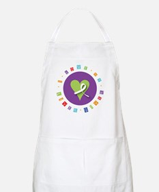 Liver Giver  BBQ Apron