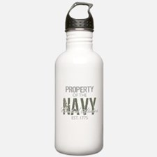 Property of the US Navy (Gree Water Bottle