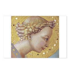 Fra Angelico Angel Postcards (Package of 8)