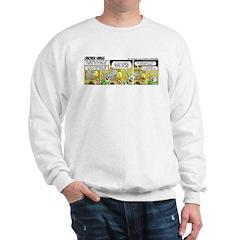 0295 - Wait before you... Sweatshirt