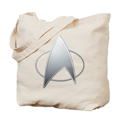 Star Trek TNG Tote Bag