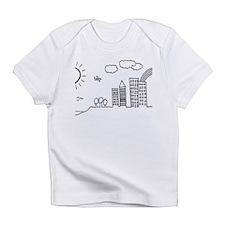 'City Scape' Infant T-Shirt