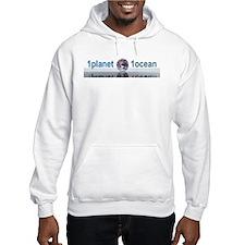 1planet1ocean Hooded Sweatshirt