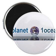 1planet1ocean Magnet