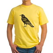 Charcoal Raven T