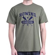 Rowing Grandma T-Shirt