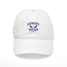 Rowing Grandma Baseball Cap