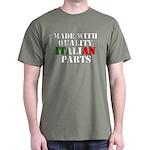 Quality Italian Parts Dark T-Shirt