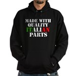 Quality Italian Parts Hoodie (dark)