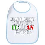 Quality Italian Parts Bib