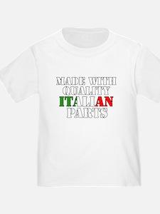 Quality Italian Parts T