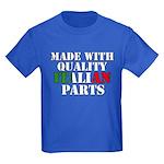 Quality Italian Parts Kids Dark T-Shirt