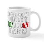 Quality Italian Parts Mug