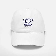 Rowing Grandpa Baseball Baseball Cap