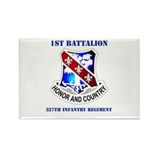 DUI - 1st Bn - 327th Infantry Regt with Text Recta