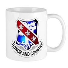 DUI - 2nd Bn - 327th Infantry Regt Mug