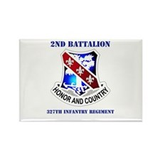 DUI - 2nd Bn - 327th Infantry Regt with Text Recta