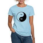 Yin-Yang Women's Light T-Shirt