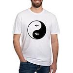 Yin-Yang Fitted T-Shirt