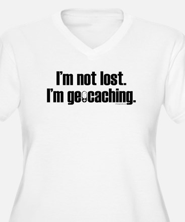 I'm Not Lost T-Shirt