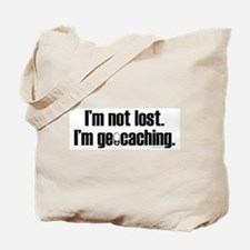 I'm Not Lost Tote Bag