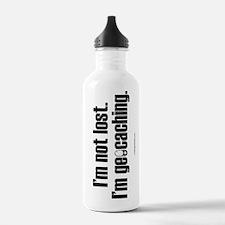 I'm Not Lost Water Bottle